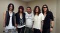 Toshiya, Shinya, Boo, Kaoru and Die