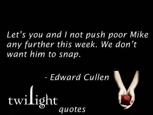 Twilight 语录 101-120