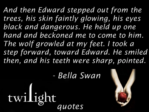 Twilight quotes 141-160 - twilight-series Fan Art