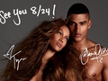 Tyra and Rob Evans-wallpaper - americas-next-top-model wallpaper