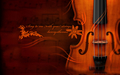 Violin  - music wallpaper