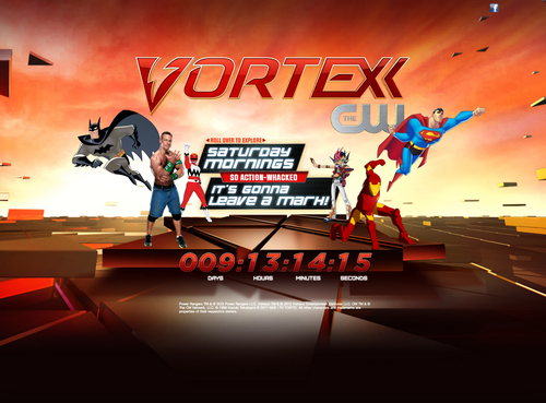 Vortexx on The CW