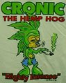 WEED - sonic-the-hedgehog fan art