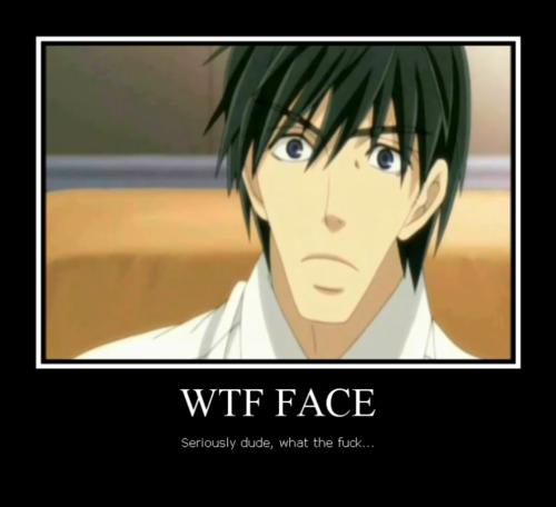 WTF Face