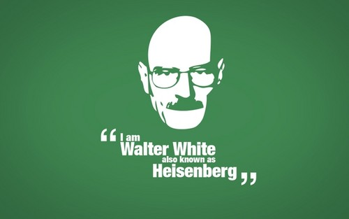 Walter White quote