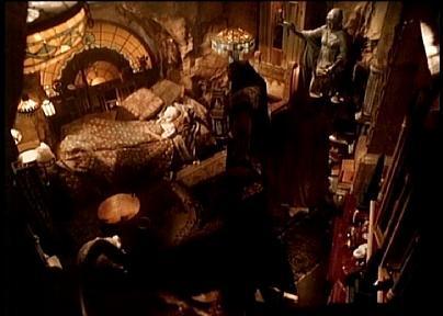 World Below, Vincent's Chamber