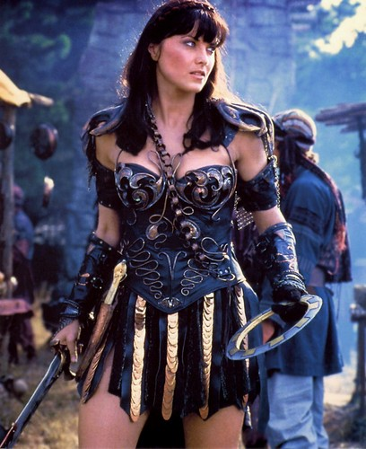 Female Ass-Kickers images Xena Warrior Princess HD wallpaper and background photos