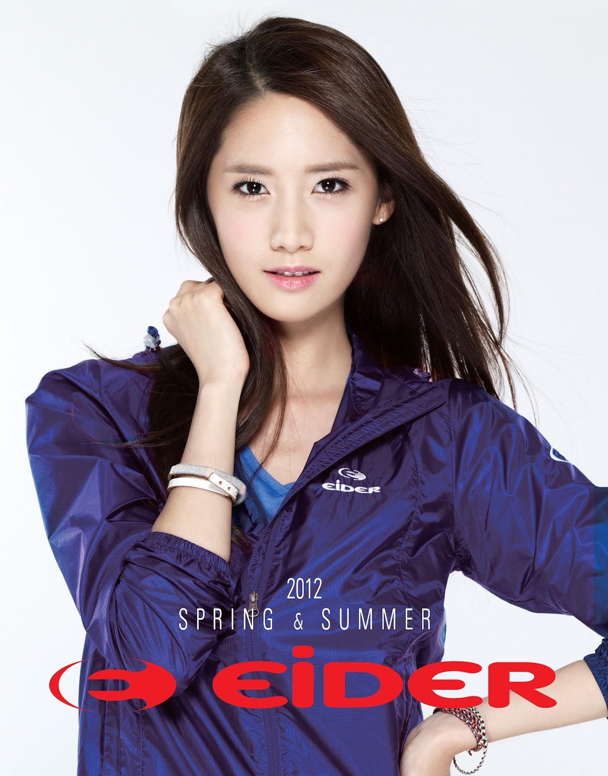 Yoona for Eider