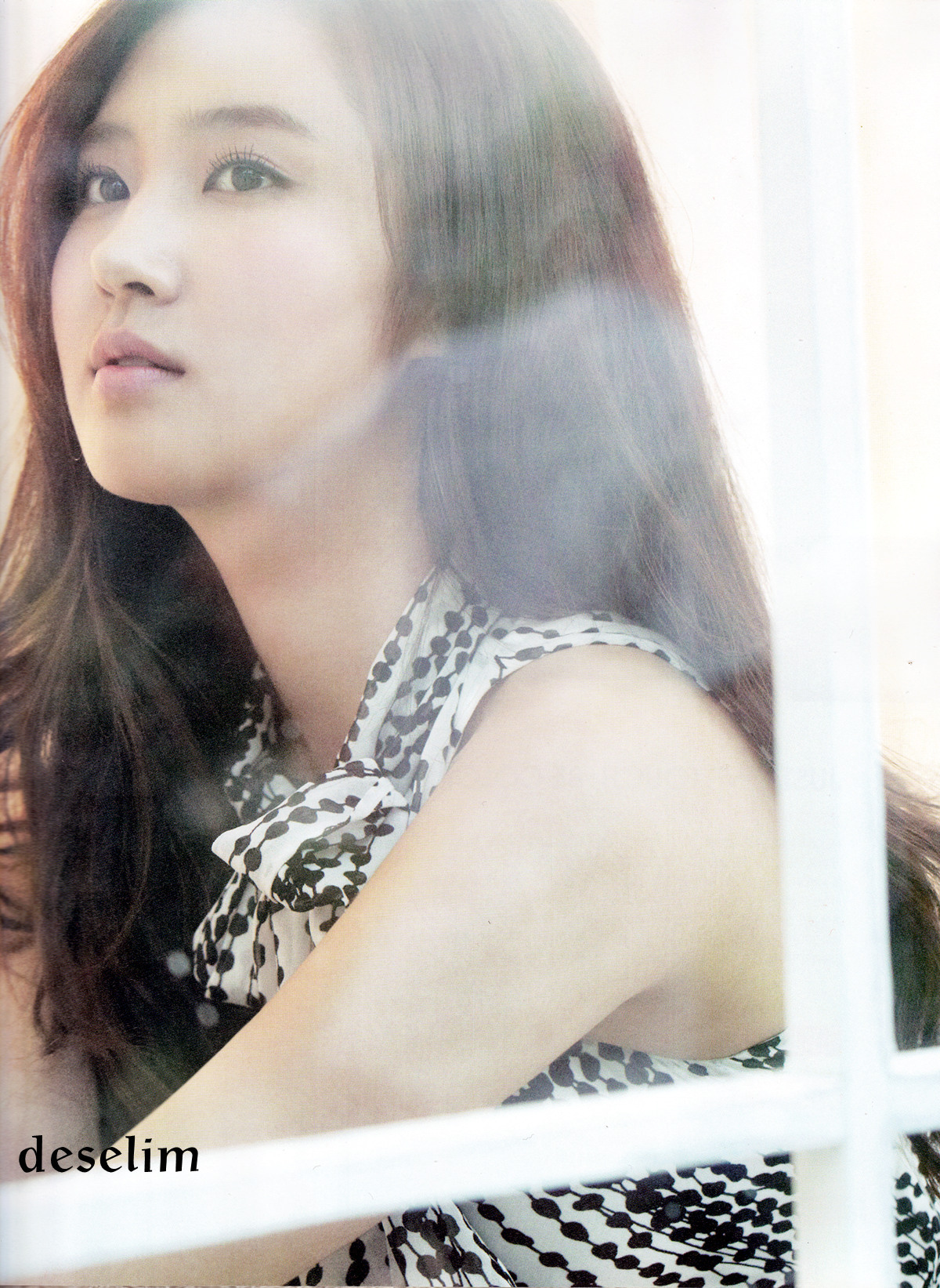 Yuri @ Ceci September issue