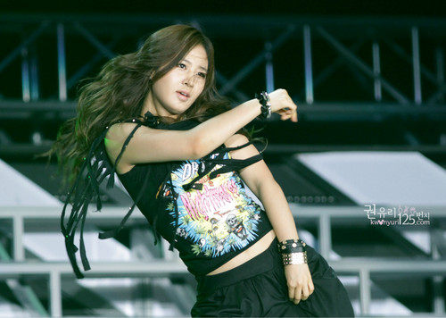 Yuri @ SMTOWN Live World Tour in Seoul