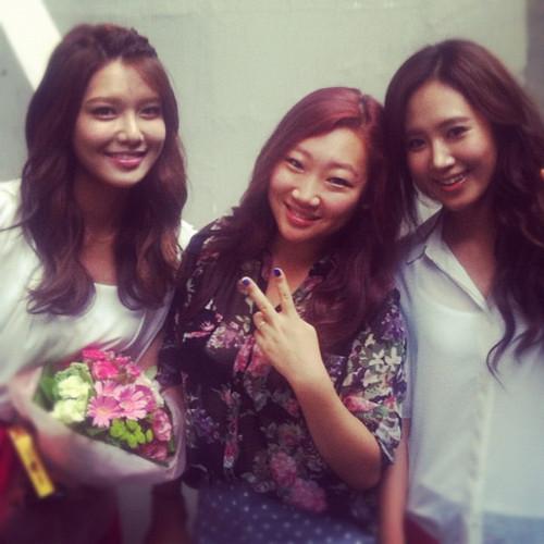 Yuri & Sooyoung Selca