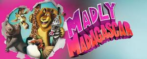 a new madagascar special coming up : madly madagascar