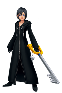 gioco di ruolo casuale wallpaper called Anime girl(Xion)