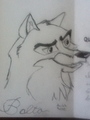 another of my balto drawings