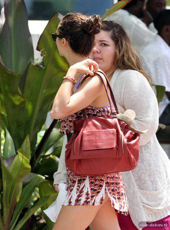 at South Beach - Miami - nina-dobrev Photo