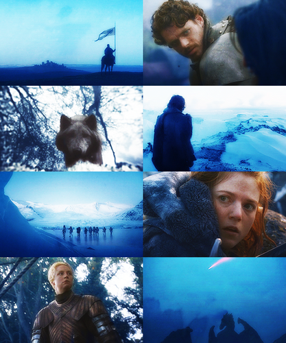 color meme — game of thrones in blue