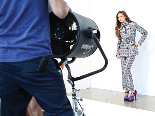 cover shoot with Nina Dobrev - nina-dobrev Photo
