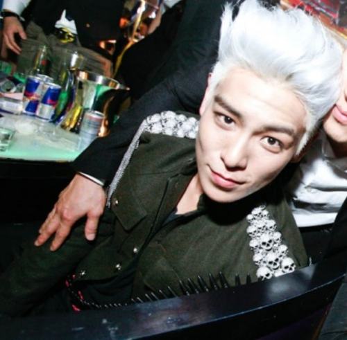 Choi Seung Hyun wallpaper possibly containing a sign entitled cutie TOP