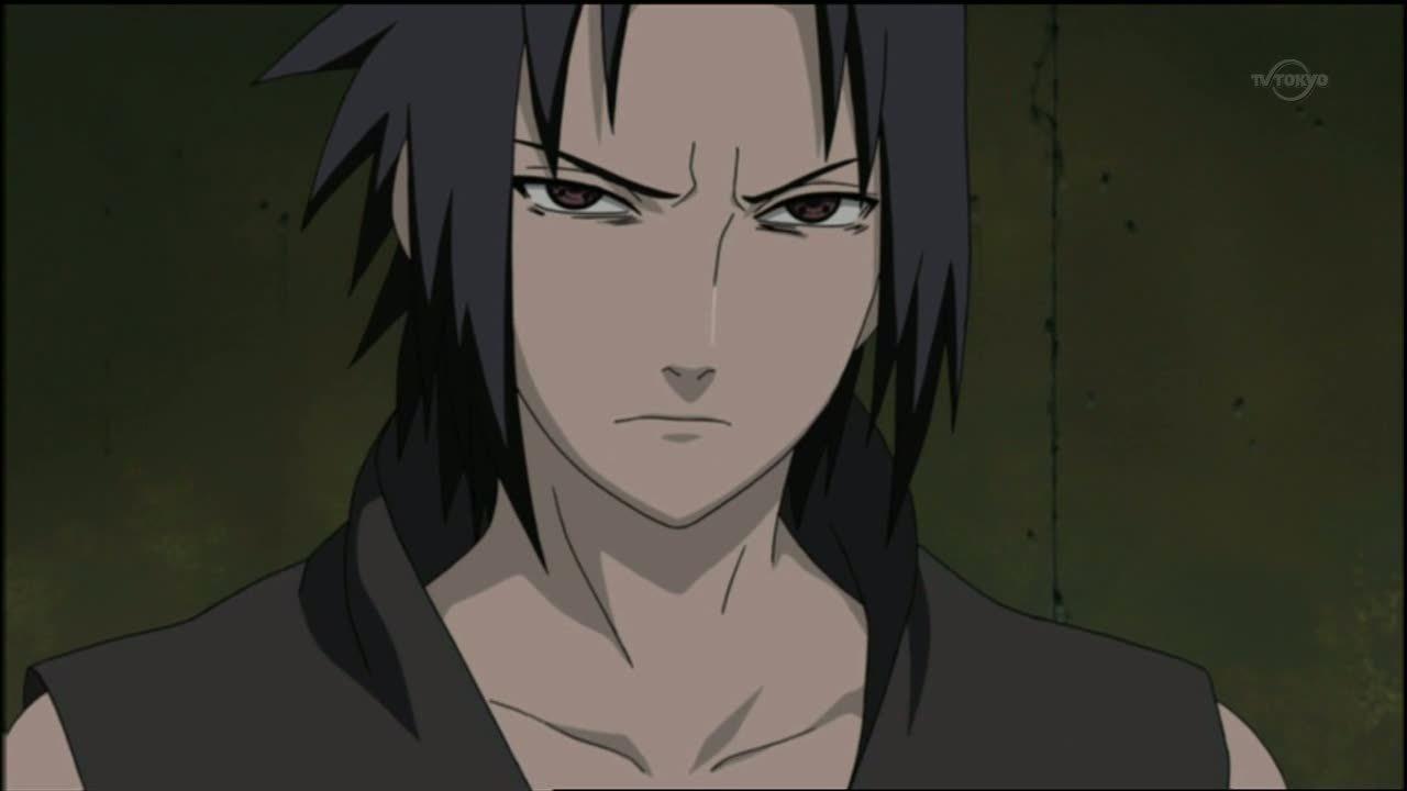 Angry Sasuke - Kouda Style by bubabaloozahd ...