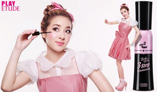dara lovely lash girl