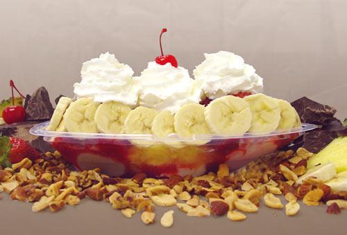 plátano división, split