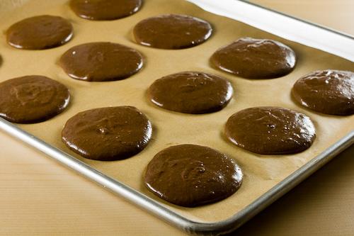 초콜릿 brownies