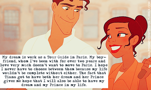 disney confessions - disney-princess Fan Art