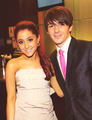 drake and Ariana - drake-bell photo