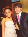 drake and Ariana