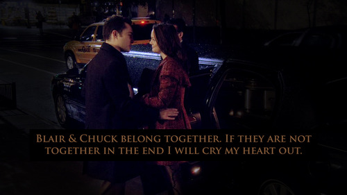 gossip girl confessions - blair-and-chuck Fan Art