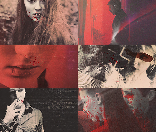 Sansa and Petyr as 뱀파이어 | GoT AU