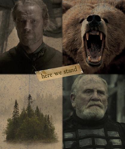 Jorah & Jeor Mormont