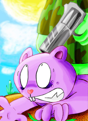 Happy Tree Friends wallpaper titled htf