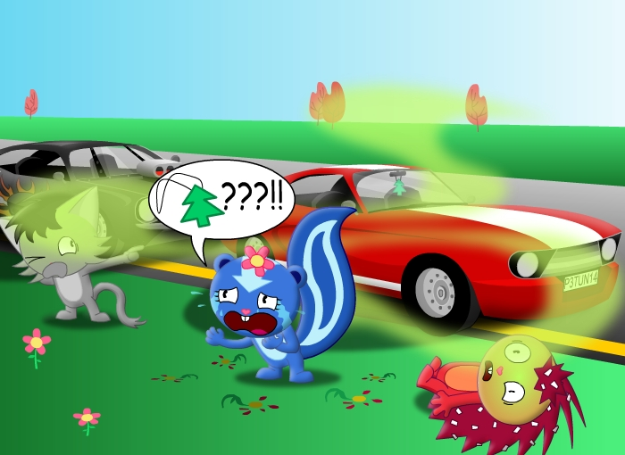happy tree friends images htf wallpaper and background photos 31872444