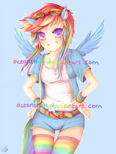 humanized my little pony Hintergrund entitled humanized ponies 1