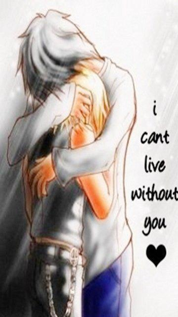 i cant live without u