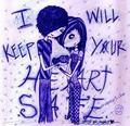 i will keep heart safe