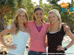 indiana evans on h20
