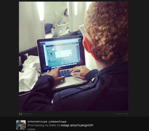 LOL prod hacking twitter