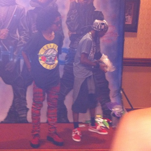 Mindless Behavior wallpaper titled lol ray and prince
