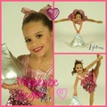 mackenzie collage - mackenzie-ziegler fan art