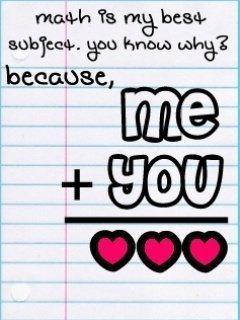 maths my fav sub