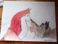 my balto drawing