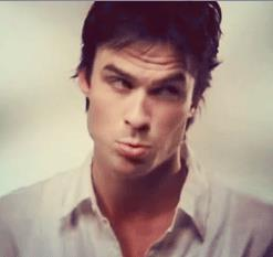 my damon - damon-salvatore Photo