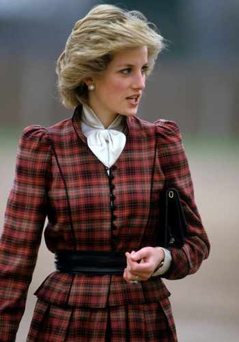 Princess Diana karatasi la kupamba ukuta possibly containing a trench coat, a burberry, and a pea, njegere koti, jacket entitled princess of wales