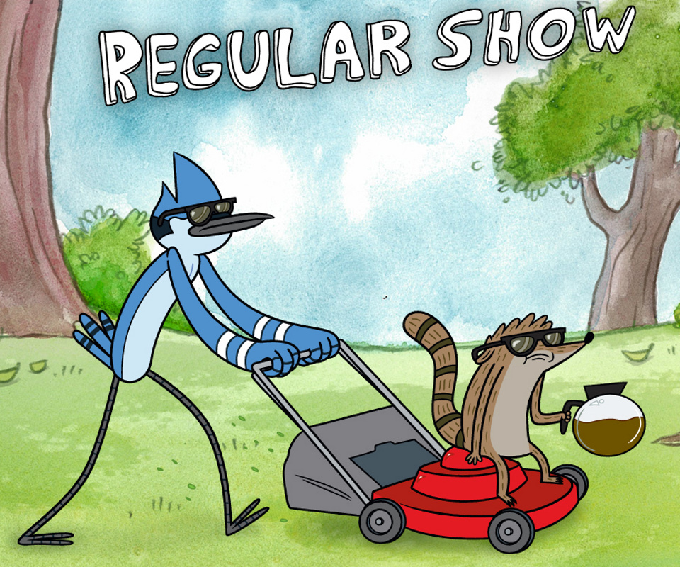 4 the love of you images regular show hd wallpaper and background