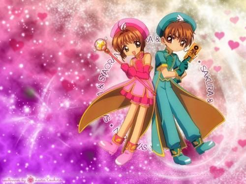 sakura and syaoran 4ever