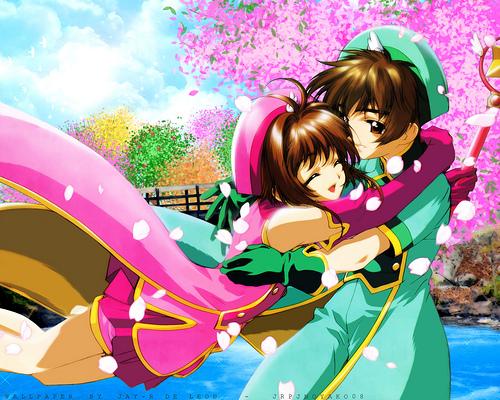 sakura y syaoran