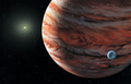 Jupiter planet - space photo