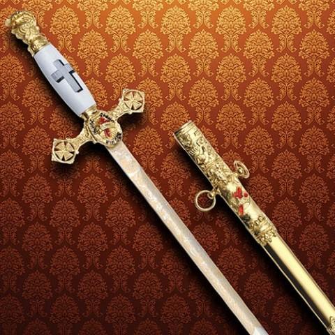 swords of knights templar